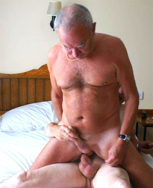 from Gideon old gay assfuckers pics