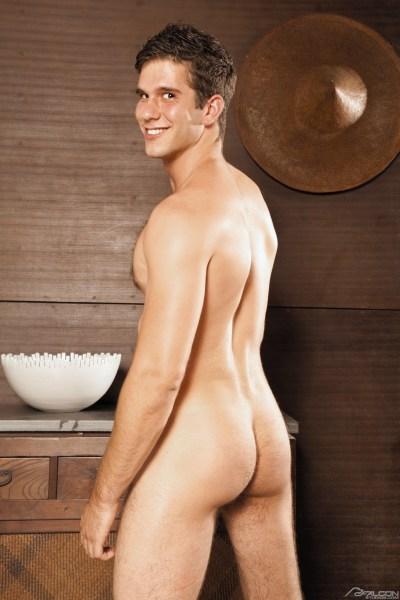 Gay porn star Jimmy Fanz