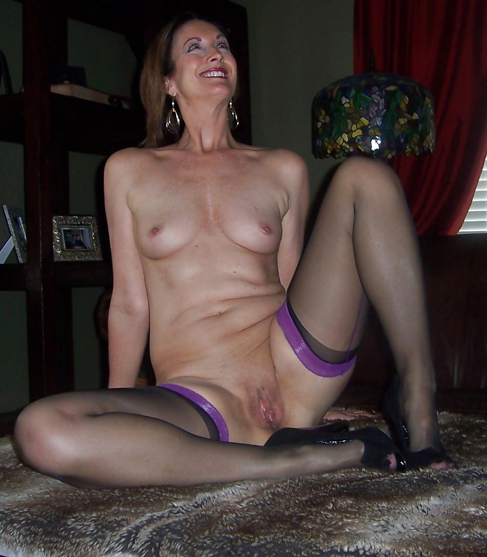 Spunking In Girlfriend Mother Nylon Sock 1