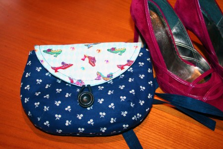 The cutest YSG Wristlet I've made to date!