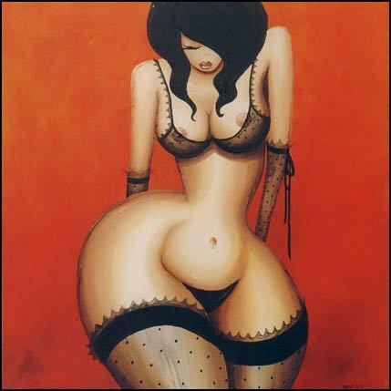 big wide hip asian