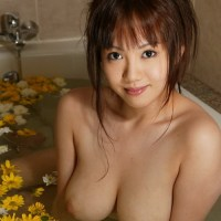 Sweet looking Japanese babe Mai Nadasaka with that cute and sexy...