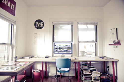 tumblr lslmgwedVP1qikyt8o1 500 Workspace Inspiration #10