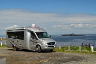 Boondocking opportunity in Queensport