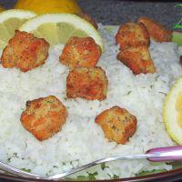 Lemon Fried Tofu Chicken - Vegan & Gluten Free