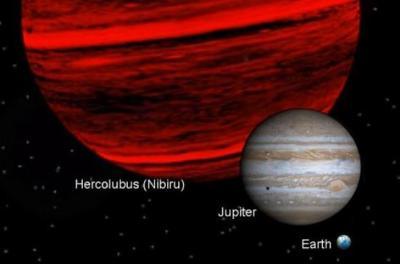 噂の惑星ニビルか 太陽近くに謎の巨大天体(動画)…クリスマス頃に地球と衝突の噂ニビル発見か