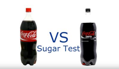 コカ・コーラ と コカ・コーラゼロ の砂糖の量を煮詰めて比較してみた動画が話題