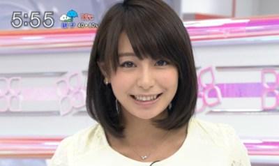 TBS宇垣美里アナ(24) 男がイク瞬間を見たときの反応…可愛い宇垣ちゃん見て今日も1日頑張ろうぜ♪