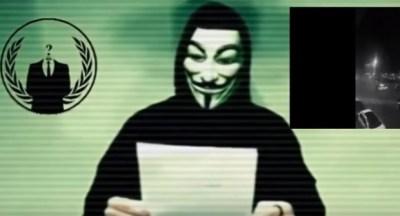 IS(イスラム国)に宣戦布告したアノニマスがISテロ計画の標的国を入手公開