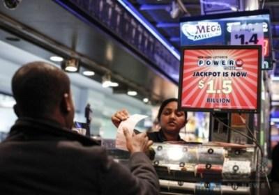1760億の宝くじに当選しちゃうやつwww / 米国宝くじ史上最高額パワーボール1等にカリフォルニア州住民が当選