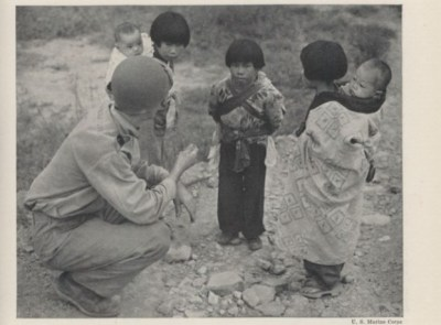 第二次世界大戦前後のアメリカの雑誌の日本関連の記事がすごく興味深い(`・ω・´)