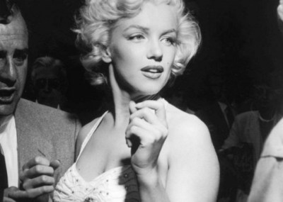 マリリン・モンローが無名だった20歳の時の写真