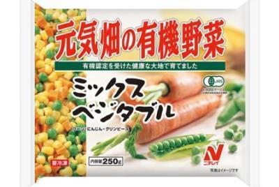 ニチレイフーズ自主回収の商品5点<画像アリ>食中毒引き起こす細菌リステリア菌に汚染の可能性 米産冷凍野菜 約25万点
