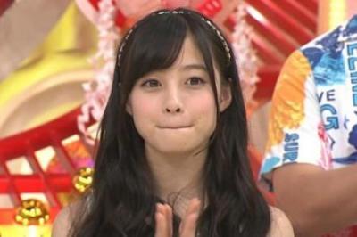 橋本環奈ちゃん可愛すぎるキヨミダンス<GIF・動画>ほかウェディングドレス姿 ももクロ踊る環奈ちゃんとか
