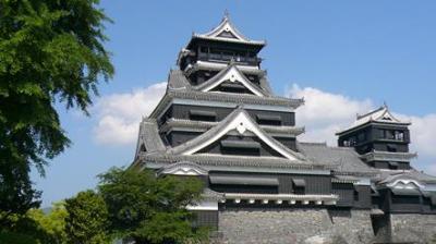 熊本城の現在 草生えるwwwwww