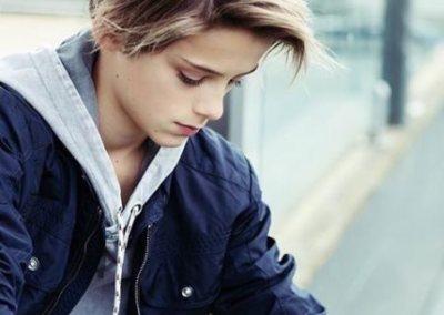 海外の目を奪われるほどのガチ美少年たち<画像>話題の世界一のイケメン13歳ウィリアム君からおまえらへメッセージ