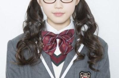 流石のお前らも納得する究極メガネ美少女みつけてきたぞ<画像>さくら学院の吉田爽葉香(そよか)ちゃんですお(`・ω・´)