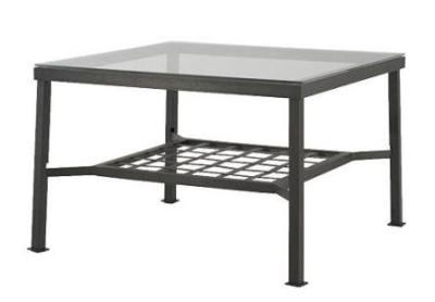 【注意】IKEAのテーブルがいきなり爆発粉砕 ※画像あり※ 何故なのか