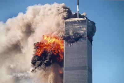 9.11テロ ビルから飛び降りる人たち<動画像>アメリカ同時多発テロ事件