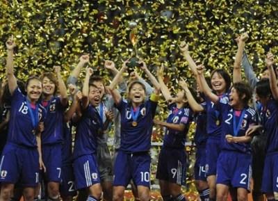 【速報】サッカー歴16年なでしこジャパン選手がav出演