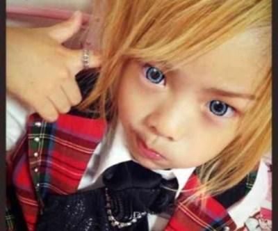 【悲報】子供ホスト「琉ちゃろ」くん8歳になった現在