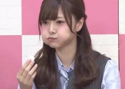 可愛い子がほっぺ膨らましてモグモグしてるのカワイイよね<画像とGIF>乃木坂のご飯を食べてるシーンが可愛い女の子たち