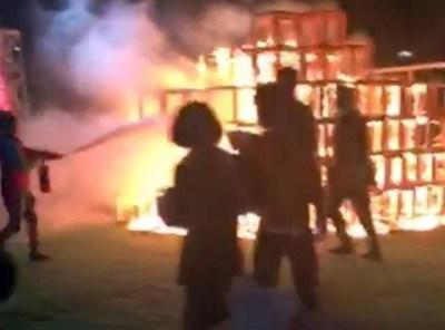 【反省とは】5歳児焼死のアート展 TDWが豪華な『お疲れ様会』を企画→ 2ch反応