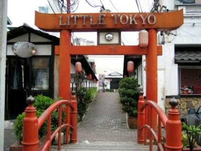 【画像】アメリカにある日本人街