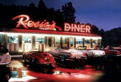 『古き良き時代』と言われてる1950年代のアメリカの写真