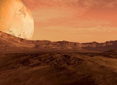 【画像】火星で完全なる人工物が発見される