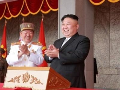【北朝鮮】ミサイルで米国が炎上する映像を公開