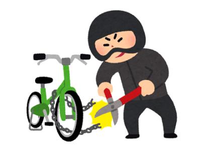 【負け犬悲報】自転車を盗もうとした少年 額に『烙印』を押される →画像