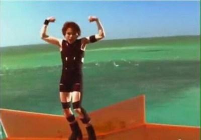 【YO! SAY!】『夏が胸を刺激する』服を女の子が着た結果 →画像
