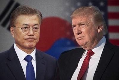 韓国が逆ギレ日本批判「トランプ氏が北朝鮮への9億円支援に怒った」日本報道に遺憾