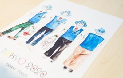 【新旧比較】ダサくて不評だった東京五輪ボランティア制服『新デザイン』発表!