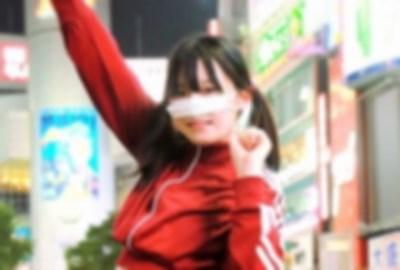 【応援】アイドル女子が徒歩で一人野宿旅 東京から大阪まで生配信中!