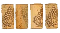4 out of 5 corks