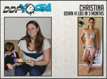 OWN YOUR LIFE!  Get Fit, Eat Healthy & Get Motivated with DDPYoga