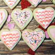 Sweet Heart Cookies square2