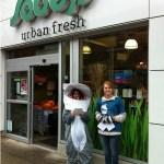 Le bénévolat @ Greenpeace – thon non durable de Clover Leaf