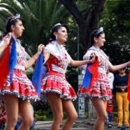Carnival in Cochabamba