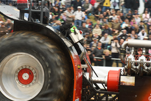 Tractor Pulling Eurocup in Bernay
