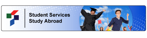 Study Abraod - Student Services