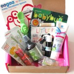 "January Ecocentric Mom ""Baby"" Box Review & Discount Code"