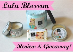 Lulu Blossom review & giveaway