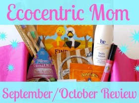 Ecocentric Mom September/October Review