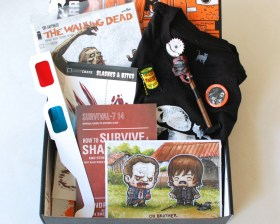 "Loot Crate October 2014 ""Fear"""