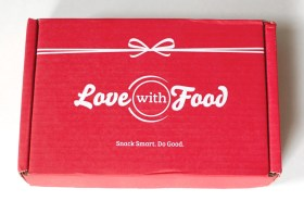 October 2014 Love With Food box