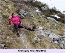 Self Rescue: Refining my Alpine Pimp Strut - Rätikon, Switzerland