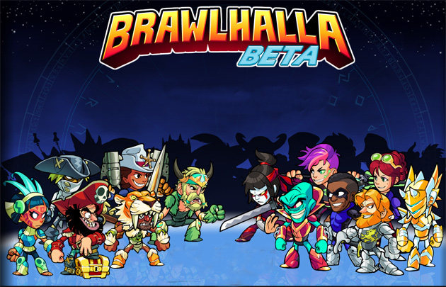 Brawlhalla el Super Smash Bros Free-to-Play